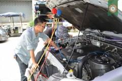 เรียนซ่อมแอร์รถยนต์-7