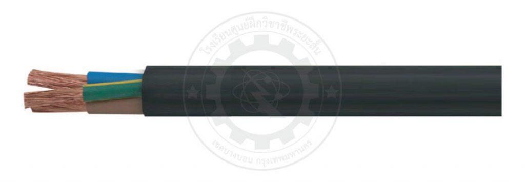 ประเภทสายไฟ VCT - G